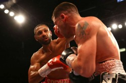 Kell Brook Back In The Groove With Mark Deluca Ko