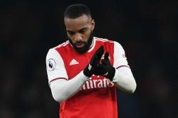 Alexandre Lacazette Arsenal Champions League Wont Push For Exit