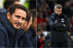 Chelsea V Manchester United Why Does Lampard Get An Easier Ride Than Solskjaer