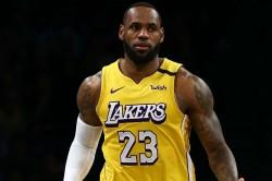 Los Angeles Lakers Lebron James Nba