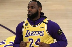 Lebron James Gianna Bryant Number Two Because Own Daughter