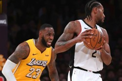 La Lakers Clippers Nba Rescheduled
