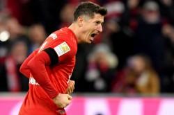 Bayern Munich Paderborn Robert Lewandowski Late Show Settles Thriller