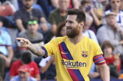 Messi Hits Back At Abidal After Dressing Room Criticism