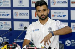 Hockey India Name 24 Member Team Manpreet To Lead Raj Kumar Pal Is The Only Newcomer