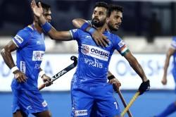 Hockey Manpreet Singh Wins The Fih Player Of The Year Award