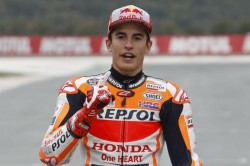 Motogp Champion Marc Marquez Extends Honda Deal Till