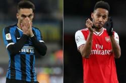 Rumour Has It Inter Arsenal Aubameyang Barcelona Lautaro Martinez Chelsea Oblak Kepa