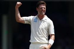 Matt Henry New Zealand Test Squad Cover Neil Wagner