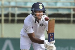 Mayank Agarwal Says Basin Reserve Tricky Track Was Difficult To Negotiate