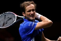 Top Seed Medvedev Tumbles Pospisil Defeat Rotterdam