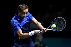 Atp Marseille Medvedev Sinner Goffin Down Again