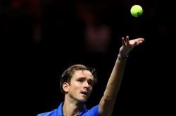 Daniil Medvedev Downed Gilles Simon Open 13 Marseille