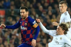 El Clasico Real Madrid And Barcelona Gear To Make History