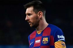 Rumour Has It Man City Lionel Messi Free Barcelona