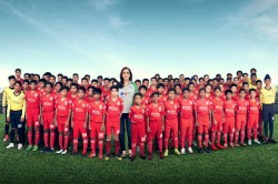 The Premier League And Indian Super League Host Next Generation Mumbai Cup