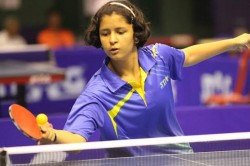 Table Tennis Player Naina Jaiswal Complains To Police