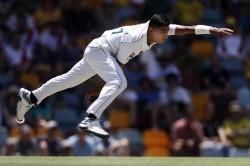 Pakistan Paceman Naseem Shah Test Hat Trick Bangladesh Youngest
