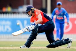 Women S T20 Tri Series Sciver Stars As England Beat India By Four Wickets