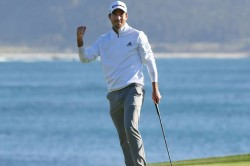 Nick Taylor Pebble Beach Pro Am Second Pga Tour Title