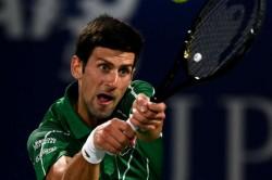 Djokovic Battles Past Monfils To Set Up Tsitsipas Final In Dubai