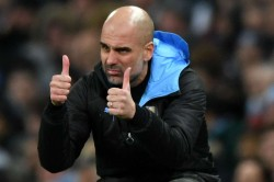 Pep Guardiola Always Fulfils Contracts Agent Hints Man City Stay Uefa Ffp Champions League Ban