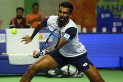 Tata Open Maharashtra Prajnesh Off To Winning Start Kadhe Loses In Opening Round