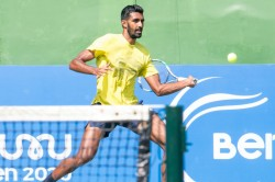 Bengaluru Open Defending Champion Prajnesh Leads Indian Challenge At The Third Edition