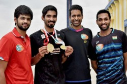 Praneeth And Co Eye Medal Crucial Points At Asia Team Championship