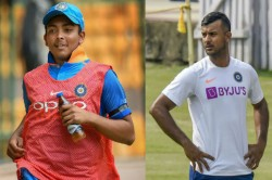 India Vs New Zealand 1st Odi Prithvi Shaw Mayank Agarwal Set To Create Unique Record In Hamilton