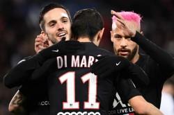 Paris Saint Germain 5 0 Montpellier Sarabia Stars As Leaders Thump Nine Man Visitors