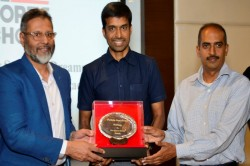 Pullela Gopichand To Mentor The Sports School Anup Sridhar Badminton Academy Bangalore