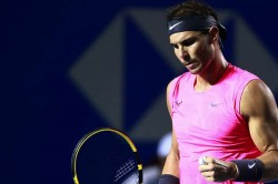 Nadal Through To Fourth Mexican Open Final Fritz Awaits