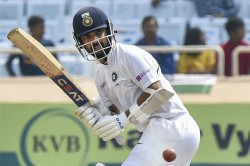 India A Vs New Zealand A Ajinkya Rahane Shines With Hundred Draw