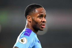 Hamstring Blow For Manchester City Raheem Sterling Ruled Out West Ham Champions League Real Madrid
