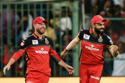Royal Challengers Bangalore Respond With Brb Tweet Kohli Ab Express Shock