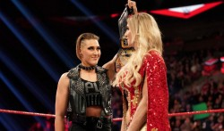 Wwe Unsure On Charlotte Flair Vs Rhea Ripley Wrestlemania Match