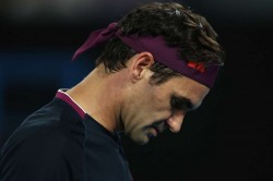 Roger Federer Out French Open Knee Surgery