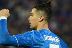Cristiano Ronaldo Joins Gabriel Batistuta Fabio Quagliarella Serie A Records