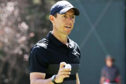 Rory Mcilroy Two Stroke Lead Wgc Mexico Championship