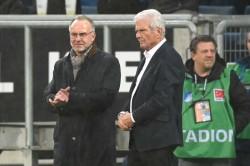 Hoffenheim 0 6 Bayern Zirkzee Debut Marred By Events