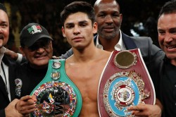 Ryan Garcia Francisco Fonseca First Round Knockout