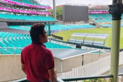 Sachin Tendulkar Visits Sydney Cricket Ground Ahead Of Bushfire Cricket Bash Gets Nostalgic