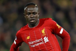 Jurgen Klopp Impressed Sadio Mane Liverpool Striker Return Injury Win Norwich Atletico Madrid Champions Premier League