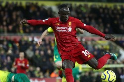 Premier League Norwich City 0 1 Liverpool Reds March On Thanks To Magnificent Mane