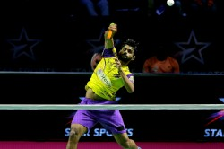 Pbl Season 5 Sai Praneeth Beats Parupalli Kashyap To Help Bengaluru Raptors Remain Contention