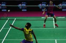 Premier Badminton League 2020 Bengaluru Raptors Edge Pune 7aces To Enter Finals