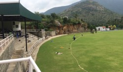 New Cricket Stadium Inaugurated In Tamil Nadu