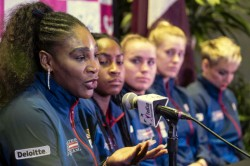 Serena In Fed Cup Fourth Decade Under Pressure From Young Pretenders