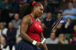 Serena Williams Usa Fed Cup Finals